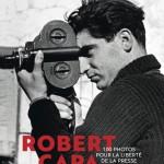 Robert Capa pour l'album collector de RSF