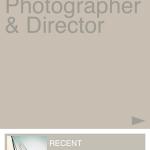 Simon Stock un book photo sur iOS
