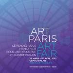 Art Paris Art Fair 2012 au Grand Palais