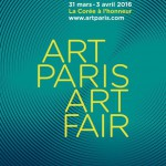 Art Paris Art Fair, l'édition 2016 arrive au Grand Palais