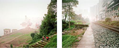série Mountains & Waters, 2010-2011 © Alexander Gronsky