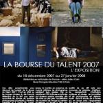 La bourse au talent à la BNF