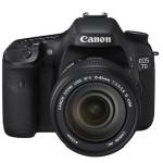 Canon EOS 7D, mise à jour de firmware