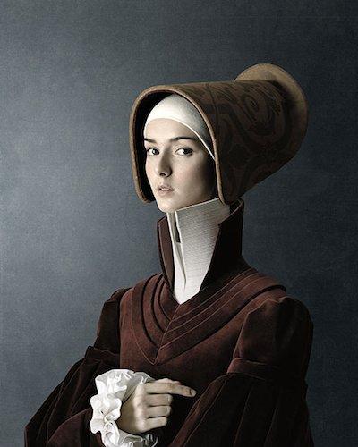 Portrait de jeune femme © Christian Tagliavini 2010