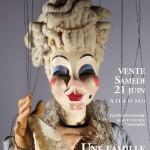 La collection de marionnettes Chesnais aux enchères