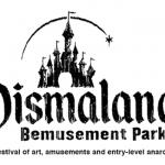 Le street artiste Banksy revisite Disneyland !