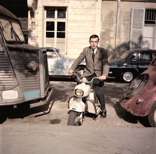Exposition de photographies de Raymond Depardon au Grand Palais
