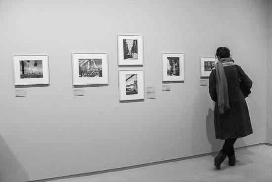 Réstrospective du photographe François Kollar au Jeu de Paume