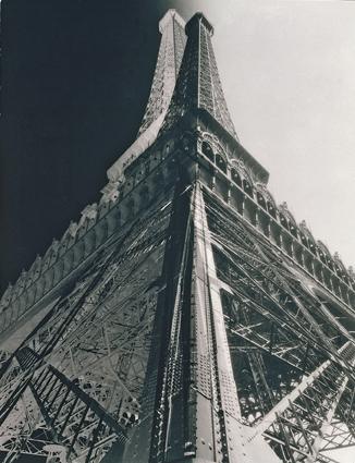 La Tour Eiffel 1930 François Kollar