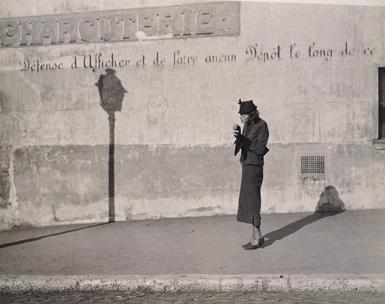 La Cigarette 1929 Marianne Breslauer