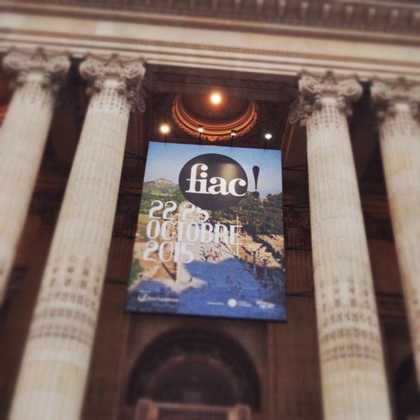 Edition 2015 de la FIAC