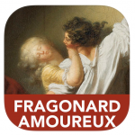 Le dictionnaire coquin de Fragonard sur iPad