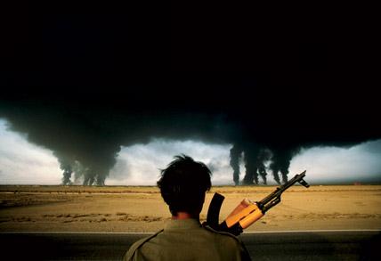 HENRI BUREAU exposition l'ombre de la guerre à la Maison Européenne de la Photographie
