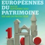30ème édition des Journées Européennes du patrimoine