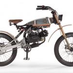 Motoped entre moto et vélo !