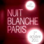 Nuit blanche 2011 à Paris, demandez le programme !