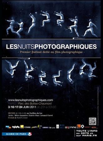 Les nuits photographiques 2011