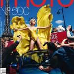 Le numéro 500 du magazine Photo