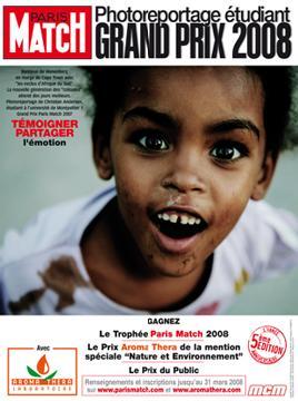 5ème édition du Grand Prix Paris Match du Photoreportage Étudiant