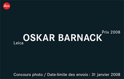 Prix Oskar Barnack