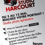 Prenez la pause avec le Studio Harcourt