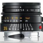 4 nouvelles optiques Leica M