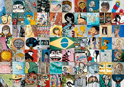 XAVIER FOURTOU Portrait brésilien, exposition  à la Maison Européenne de la Photographie