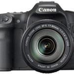 Canon EOS  40D, mise à jour