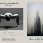 Jean François Bauret expose chez Camera Oscura
