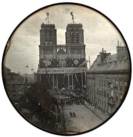 Le Daguerréotype français au musée d'Orsay