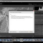 Lightroom Update, on passe en version 1.2