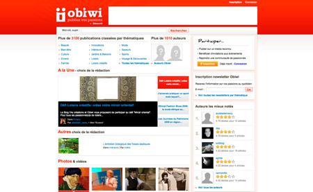 Version 2 d'oBiwi.fr