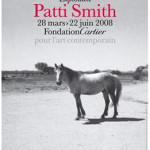 Patti Smith à la fondation Cartier, Land 250
