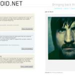 Des polaroids pour la vie, polanoid.net