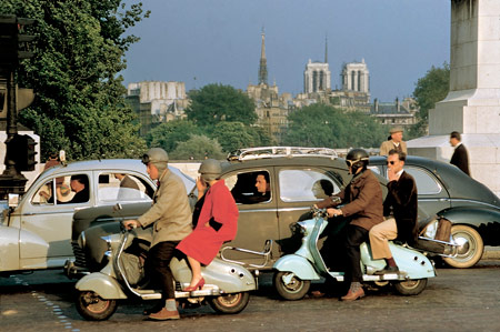 Willy Ronis - Les couleurs de Paris