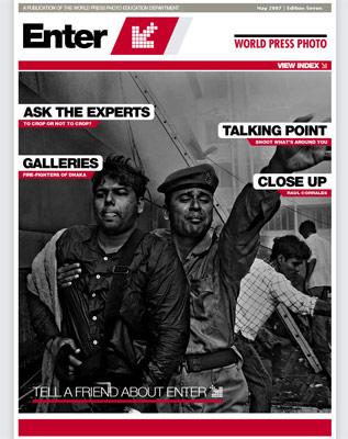 Enter 7 - World Press Photo webzine